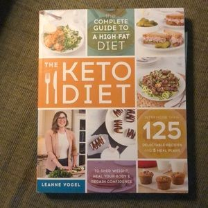 Other - The Keto Diet book